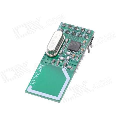 Nrf24l01 Wifi 24g 24 Ghz Smd Wireless Module For Arduino Termurahh nrf24l01 2 4ghz wireless transceiver module green free shipping dealextreme