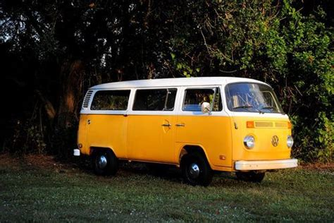 new volkswagen bus yellow buy used 1976 volkswagen bus yellow vw transporter