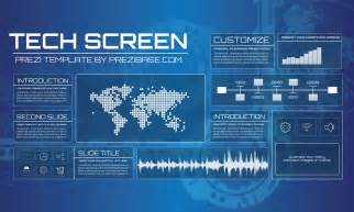 technology prezi templates collection prezibase