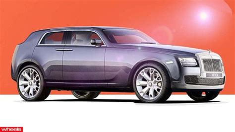shock rolls royce to build suv