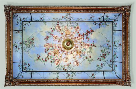 soffitti dipinti mariani affreschi eleganza senza tempo anche sul tuo