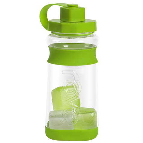 64 oz hydration bottle 60 oz tritan hydration bottle with reusable cubes by