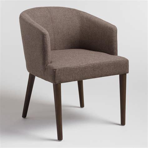brown treyton chair world market
