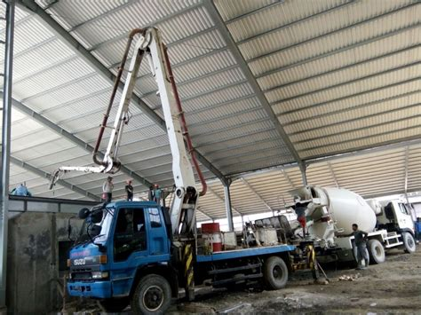 Harga Sewa Pompa Beton harga sewa pompa beton mini concrete and ready mix
