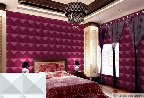 modern wainscoting trends 3d designs in bright colors modern wall panels show