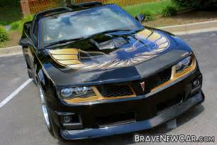 2015 Pontiac Firebird Trans Am 2015 Pontiac Trans Am Review Specs Redesign