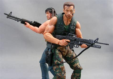 Toys Blood J Rambo review gt j rambo blood neca poeghostal