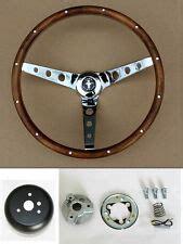 Sale 1967 Mustang Deluxe Factory Oem Steering Wheel Trim Glass Dash W Nos Bolt Ebay 1968 Mustang Steering Wheel Ebay