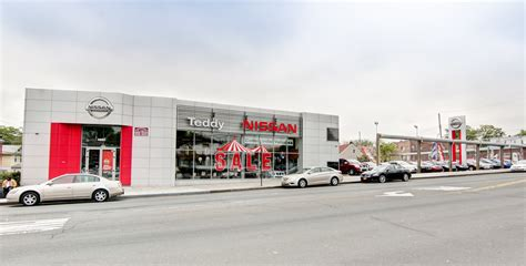 new york city business view nissan dealership