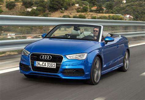Audi A3 Cabriolet Review by Audi A3 Cabriolet Review 2014 Parkers