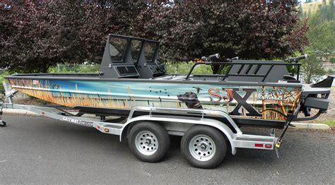 duck boat jet drive sjx boats homepage sjx boats