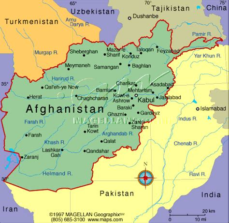 5 themes of geography afghanistan afghanonline com