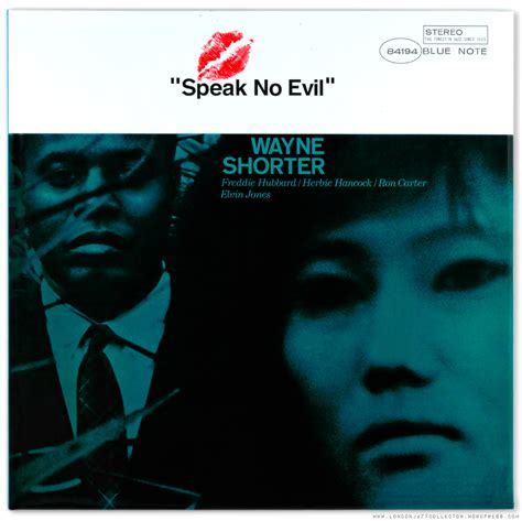 wayne shorter speak no evil 1964 blue note mm33