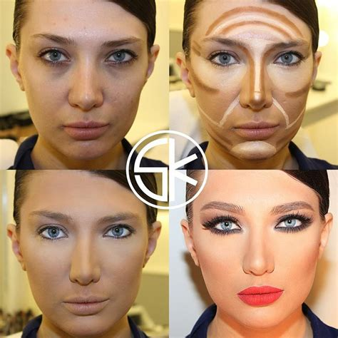 contouring tutorial instagram 17 best images about samer khouzami j adore on