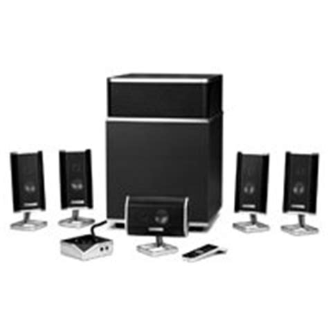 altec lansing fx5051 surround sound 5 1 audio system