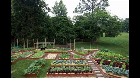 Fruit Garden Layout Organic Vegetable Garden Layout