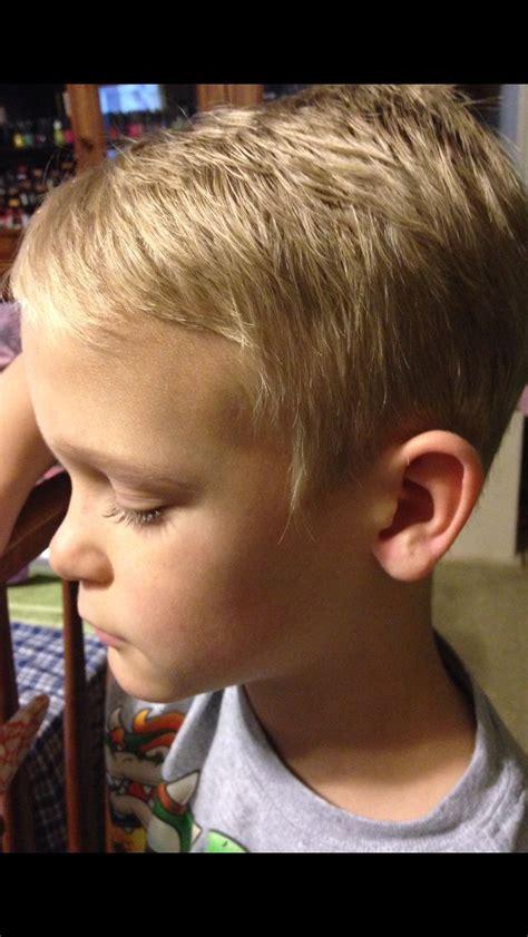little boy haircut little boys haircut hair creations pinterest