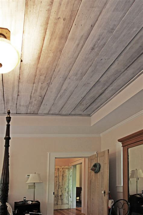 barn ceiling ideas how did you refinish the barn wood ceiling