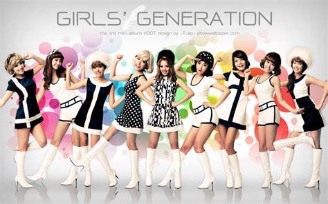 My Child Girls Generation Lagu Terbaru   girlband baru dari dsp media quot puretty quot all about k pop
