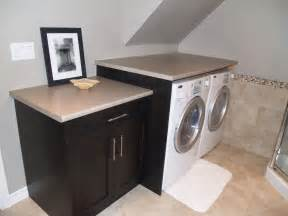 Oak Kitchen Island Units Five Star Photo Gallery Laundry Room With Folding Station