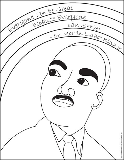 bb king coloring page 29 mlk day coloring pages martin luther king jr coloring