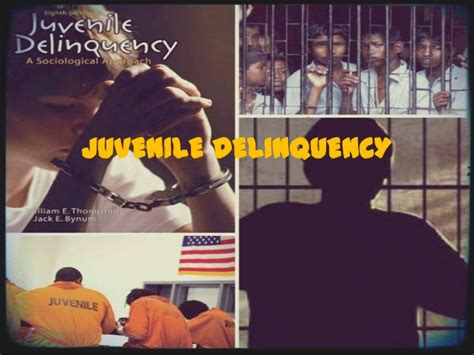 Juvenile Search Juvenile Delinquency