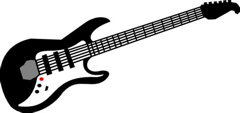 electric guitar clip art clker vector clip art royalty free amp public domain