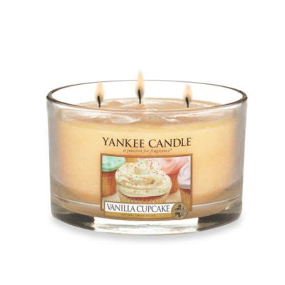 Vanilla Candles by Buy Vanilla Cupcake Yankee Candle From Bed Bath Beyond