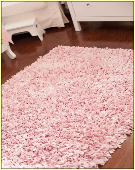 How To Clean Shaggy Raggy Rug by Shaggy Raggy Pink Rug Rugs Ideas