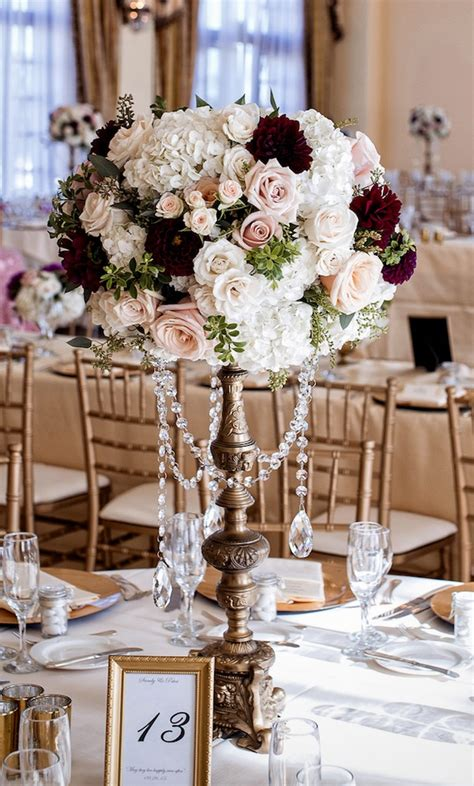 wedding reception flower centerpieces 18 stunning wedding centerpiece ideas emmalovesweddings