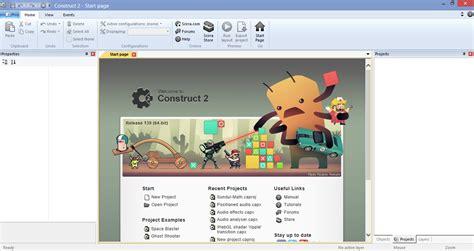 membuat game android dengan construct membuat game android menggunakan construct 2 membuat game
