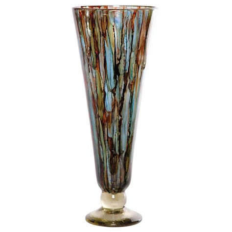 Cool Vase by Cool Water Cone Glass Vase Couleur