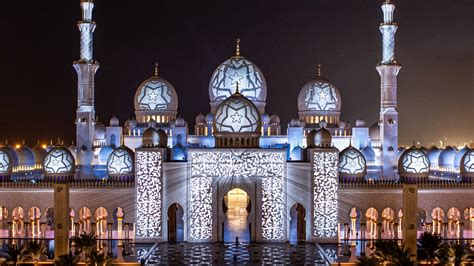 Lighting Careers Uae Uae National Day Celebration Projections Obscura Digital