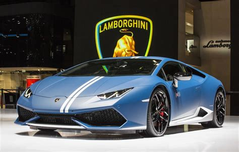 New Limited Edition Lamborghini Official Lamborghini Huracan Avio Limited Edition