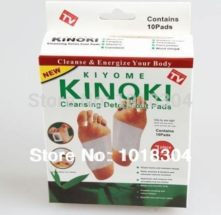 Detox Foot Pads Directions by Retail Box 10 Boxes Cleansing Detox Foot Kinoki Pads