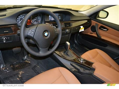 2011 Bmw 328i Xdrive Interior by Saddle Brown Dakota Leather Interior 2011 Bmw 3 Series