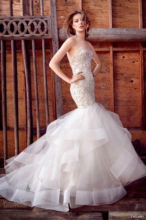 imagenes de vestidos de novia estilo sirena vestidos de novia corte sirena primavera verano 2018