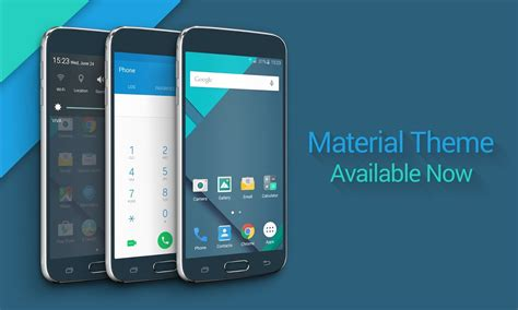 samsung themes material android mobile make your samsung galaxy s6 and s6 edge