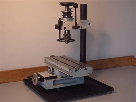 Sip Home Emco Unimat 3 Milling Machine Niels Machines