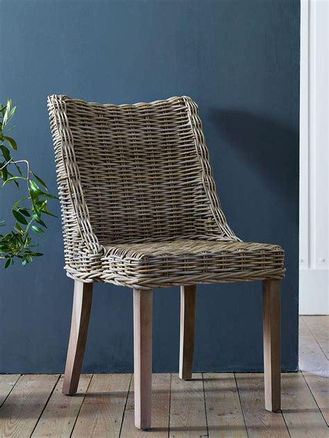 rattan kitchen furniture getting some rattan dining chairs goodworksfurniture