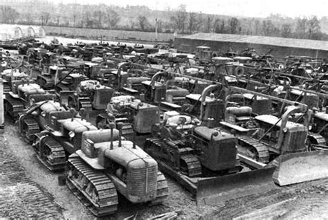 Caterpillar Tank Cargo 18 34 pics of the past photos anciennes alte fotos page