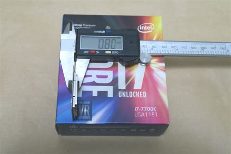 Intel I7 7700k Box 4 2ghz Kabylake 高クロックのcpu intel i7 7700k kabylake のレビュー メモトラ