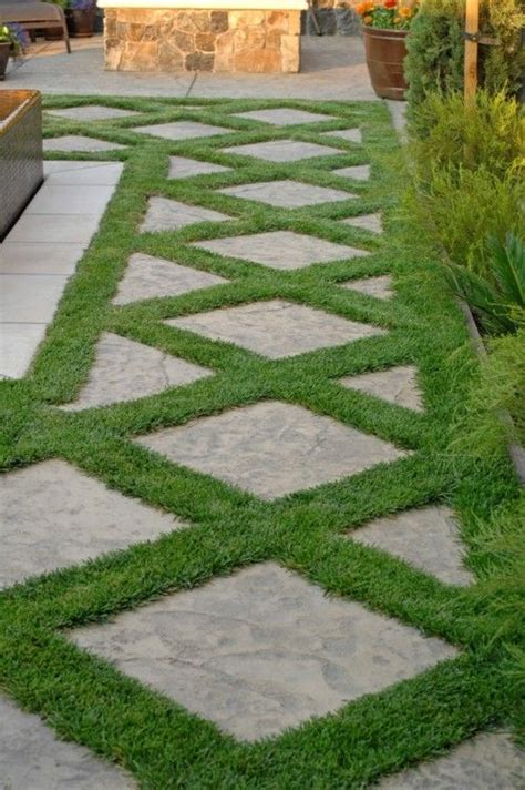 best 25 no grass landscaping ideas on no