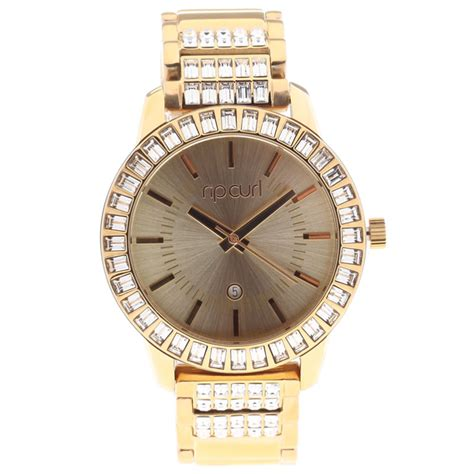 Ripcurl Gold rip curl eclipse delux gold sss rip curl s14 15 watches blitz surf shop nz surf