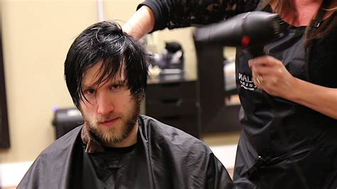 how to do your hair like jesse palmer mcjuggernuggets dyes his hair black youtube