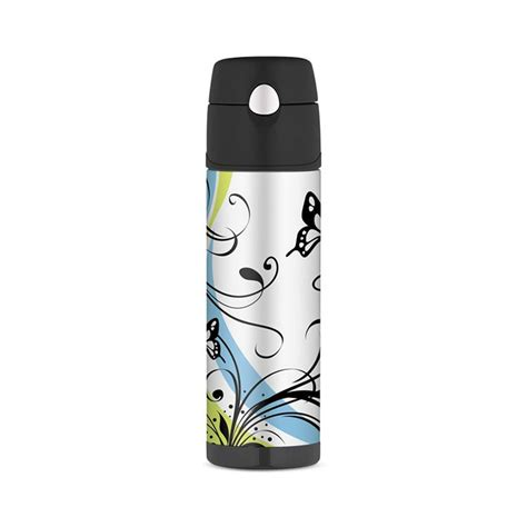 Vicenza Thermos Stainless 750 Ml thermos stainless steel vacuum insulated hydration bottle