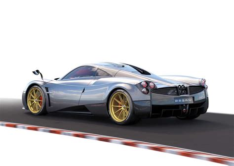 pagani huayra tempesta package price