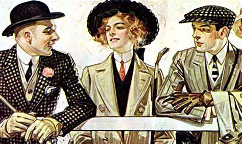 1910 fashion car interior design