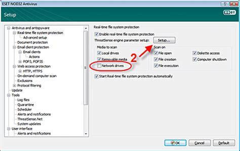 Antivirus Untuk Server eset indonesia knowledgebase rekomendasi setting eset antivirus nod32 untuk microsoft