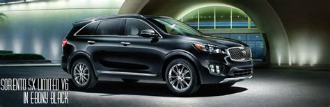 kia sorento options 2017 kia sorento trims and color options